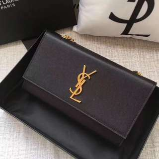 Saint Laurent Clutch With Chain
