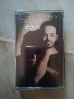 James Ingram Always You Cassette