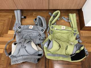 ERGO baby 360, four positions carrier (with infant insert)