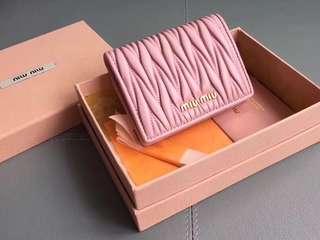 Miu Miu Classic Wallet