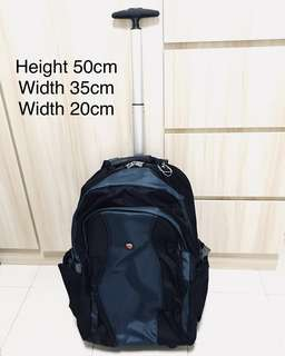 Swiss polo travel trolley / carry bag