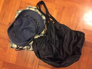 RL Ralph Lauren Denim & Supply Classic Bag