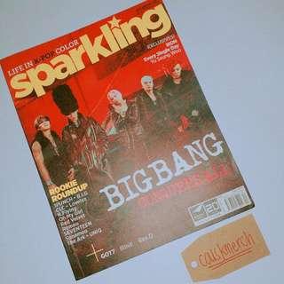 sparkling magazine bigbang and ikon cover