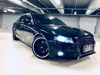 "Audi A4 1.8 Auto TFSI Multitronic ""Lite Edition"""