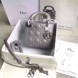 Lady Dior Mini Bag