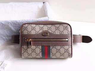 👍🏻BEST SELLING Gucci Brown Ophidia Belt Bag