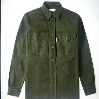 Gosha Rubchinskiy Washed Denim Shirt