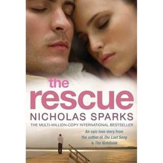 [eBook] The Rescue - Nicholas Sparks