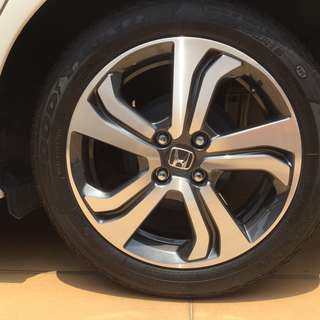"Honda City 2016 Original 16"" V-spec Rim"