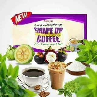 Shape up Coffee 👍