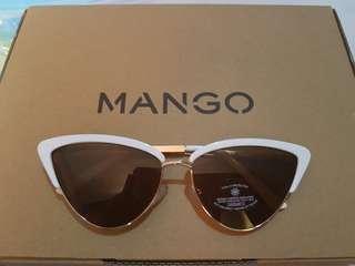 Mango Cat's eye sunglasses