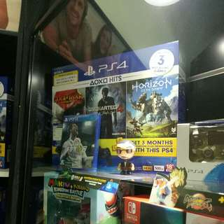 PS4 Hits Bundle 3 Game Bisa Dicicil