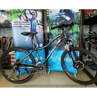 Trinx N700 Nana Ladies Mountain Bike Bicycle MTB *Trinx Bike* *Phantom Bike* Keysto Bike* 26