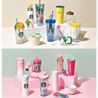 韓國 Starbucks 夏日杯
