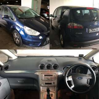 Ford S-Max(7seater) For Rent