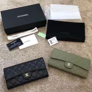 BEST SELLING Chanel Wallets