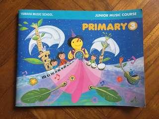 Yamaha JMC Book 3