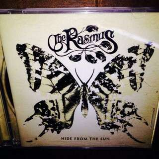 The Rasmus-Hide From The Sun CD