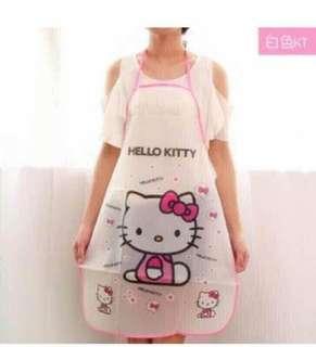 Hello kitty apron