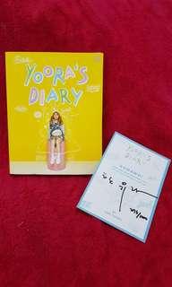 Han Yoora's Diary + Ori Signature