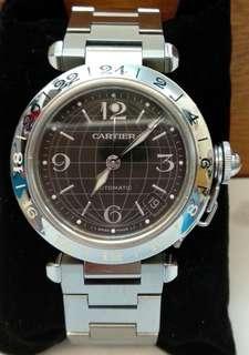 Cartier Pasha GMT 2377