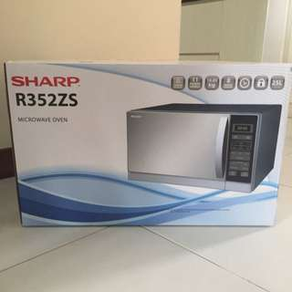 Sealed BN Sharp Touch Control Microwave Oven R352ZS