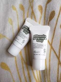 🚚 ettusais pore care clay