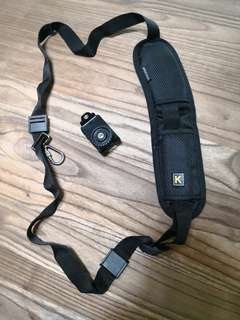Keep dslr , mirrorless quick strap