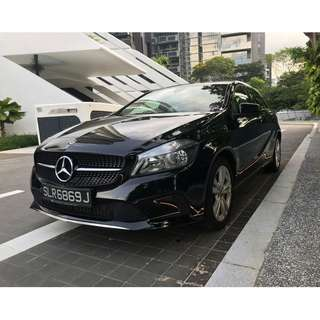 Mercedes A180 Automatic $2,050 / month lease transfer