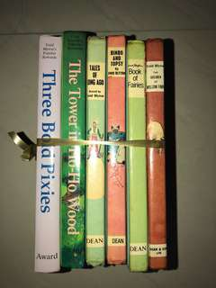 [BUNDLE SALE!] Assorted Vintage Books by Enid Blyton