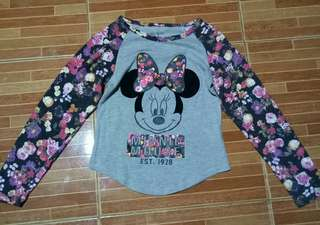Minnie Mouse Longsleeves