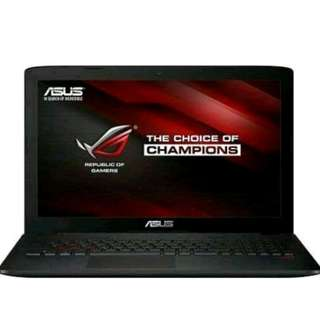 Laptop Asus GLV552VX