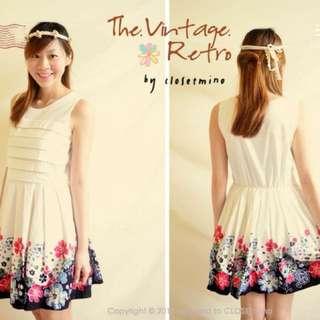 Closet mino vintage dress