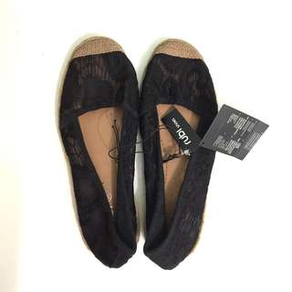 espadrille flat shoes Rubi NEW