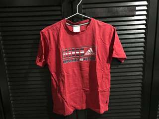 🔥 [SALE] RED ADIDAS TOP