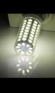 White LED light bulb