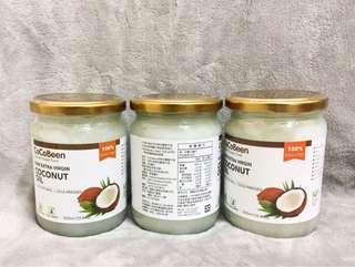 🚚 純天然冷壓初榨椰子油 🥥🍃