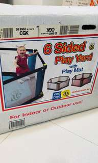 vee bee 6sides play yard