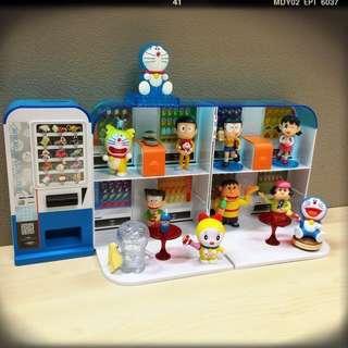 香港 7-11 限定 Doraemon & Friends 多啦A夢 / 叮噹 神奇法寶公仔