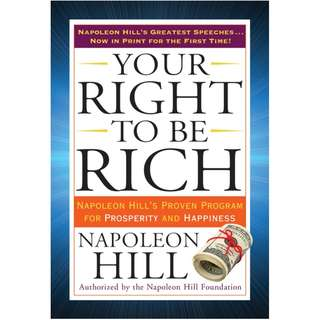 [eBook] Your Right to Be Rich - Napoleon Hill