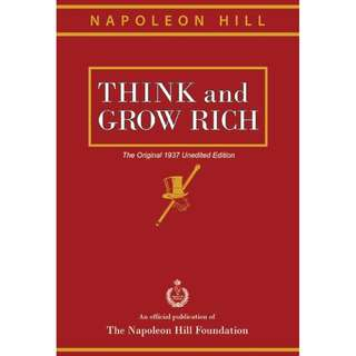 [eBook] Think and Grow Rich - Napoleon Hill