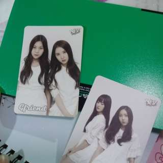 Yes card Gfriend