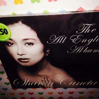 Sharon Cuneta	-	The All English Album