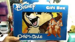 Disney Chip & Dale bath towel