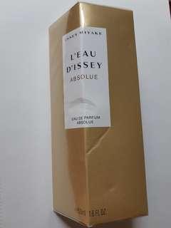 Issey Miyake L'eau D'issey Absolue Eau de Parfum 香水 50ml