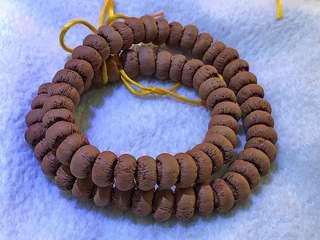 莲花菩提lotus bead bracelet (68 beads)