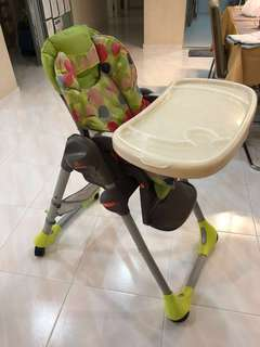 Price lowered - Chicco feeding chair
