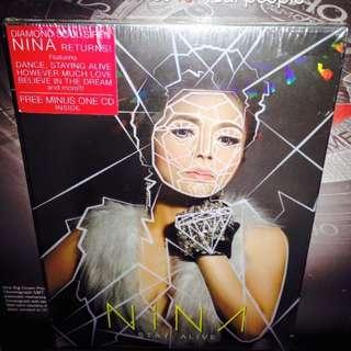 Nina-Stay Alive (2-CD Audio+Minus1)