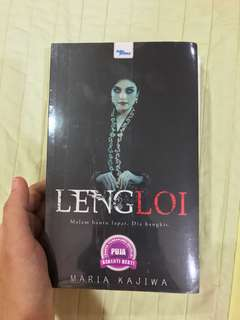 Novel Lengloi Genre Seram