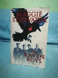The Raven boys (Book 1)